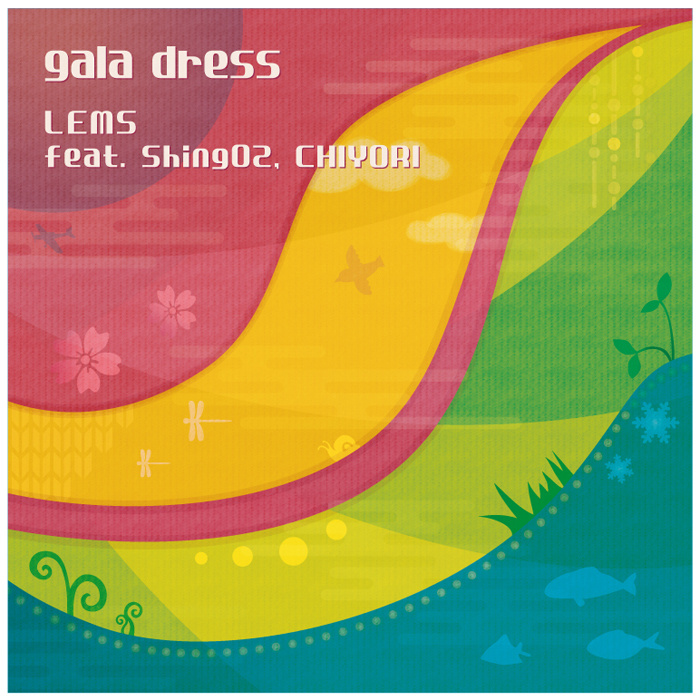 LEMS- gala dress feat. Shing02, CHIYORI
