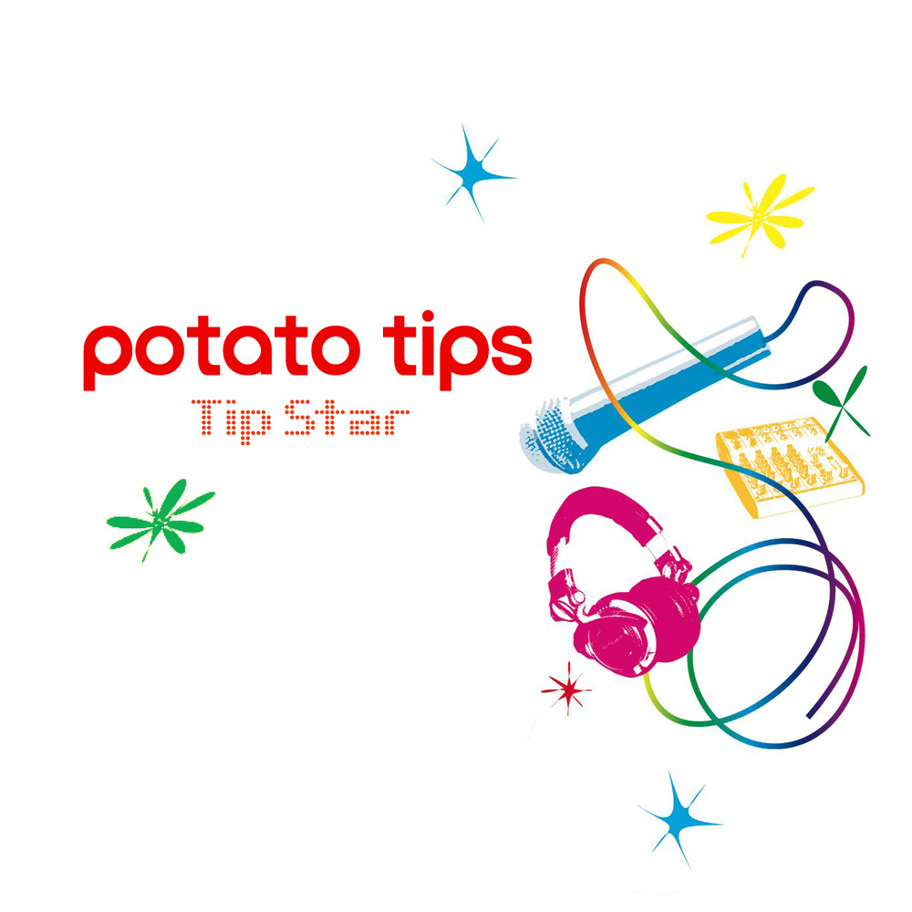 Potato tips - tip star